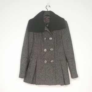 Miss Sixty M60 Women's Wool Pea Coat